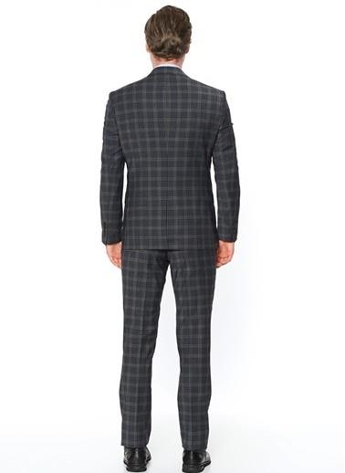Comienzo Takım Elbise Füme